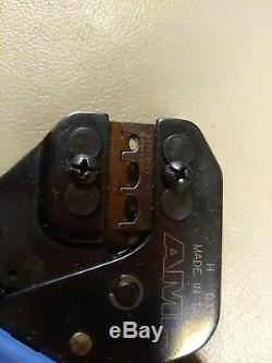 217212-1 0332 TE Connectivity TYCO AMP Hand Crimper CRIMP Tool -GUARANTEED