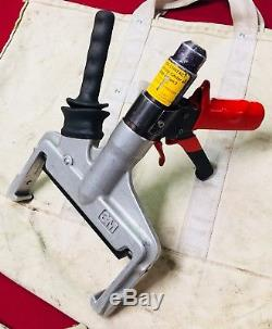 3M MS2 Dual Splicing Head With 4025 Hand Crimper Popper Tool Term Mount UY Tool