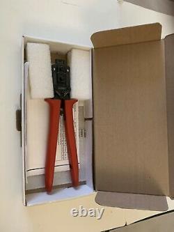 638115970 Crimp Tool 16 14 AWG Molex Hand Tool Crimper
