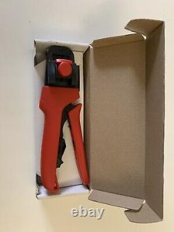 638118800a Molex Tool Hand Crimper 24-30 AWG Side