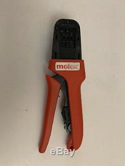 638190500 Molex Tool Hand Crimper 24-30Awg Side