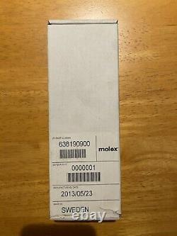 638190900 Crimp Tool 24-16 AWG Molex Hand Tool Crimper