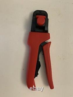 638190900b Molex Tool Hand Crimper 16-24 Awg Side