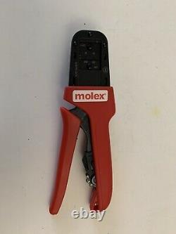 638194300a Molex Tool Hand Crimper 28-30 Awg Side