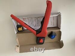 63828-1100 Crimp Tool Plus 3 Pin Inserts Molex Hand Tool Crimper