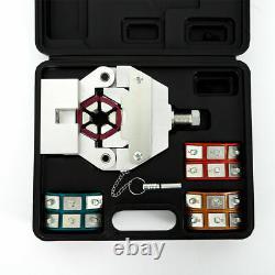 71500 A/C Hose Crimper Tool Kit Crimping Set Hose Fittings Hand Tool Repair Set
