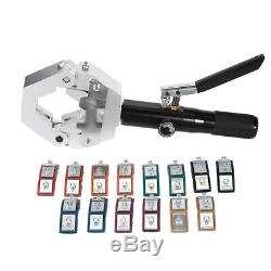 71500 A/C Hydraulic Hose Crimper Fittings Kit Hand Tool Crimping Set