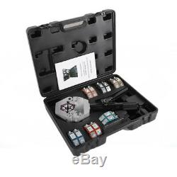 71500 A/C Hydraulic Hose Crimper Kit Hand Tool Crimping Hose Fittings free ship