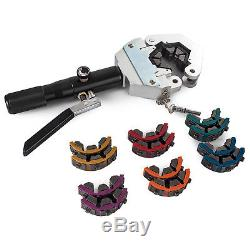 71500 A/C Hydraulic Hose Crimper Tool Kit Crimping Set Hose Fittings Hand Tool
