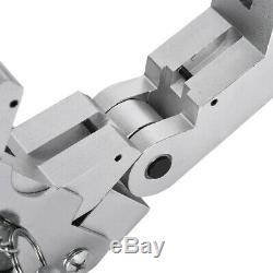 71500 A/C Hydraulic Hose Crimper Tool Kit Hand Tool Crimping Set Hose Gates