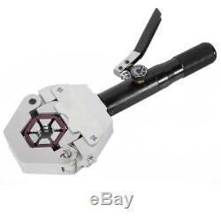 A/C Hydraulic Hose Crimper Kit Hand Tool Crimping Set Hose Fittings free ship