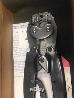 AMP 220061-1 SMA SRS 50 Ohm Hand Crimp Tool for DAHT