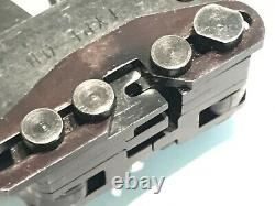 AMP 45638-2 TYPE 0B PROFESSIONAL HAND CRIMP TOOL FOR COAXICON CONNECTORS ad1p59