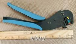 AMP 59824-1 Ratchet Hand Crimp Tool