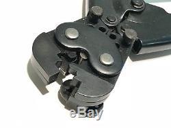AMP 90016 P. I. D. G. HAND CRIMP TOOL 20-16 TYPE C NEW BOXED! Ad1p5