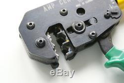 AMP Certi Lok 169400 Crimping tool Crimper Crimpzange Handzange