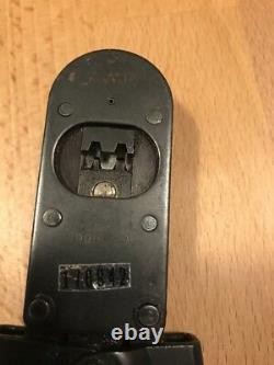 AMP F 90012-2 HAND CRIMP CRIMPER 22-26 & 16-18 TOOL Type TE