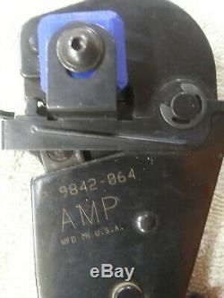 AMP TE Connectivity 58078-3 hand crimp tool 22-20, 18