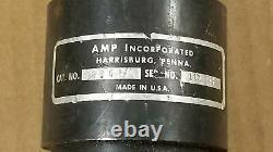 AMP TYCO 69061 HEAVY DUTY HYDRAULIC HAND CRIMPER CRIMP TOOL With DIE! B W