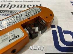 AMP Tyco Hex Hand Crimp Tool 1060713-1 with Warranty