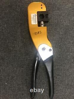 ASTRO M22520/5-01 C-Frame Crimping Tool HAND CRIMPER with DIE 630047