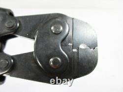 Amp 47417 Hand Crimp Tool 20 14 Awg Faston 250 Series