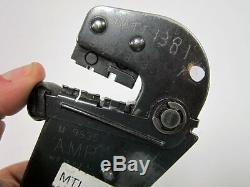 Amp 58078-3 Te Connectivity Hand Crimp Tool Crimping Tool