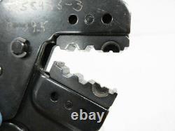 Amp 58436-2 Die & 354940-1 Frame Hand Crimp Tool 75-ohm Hex Crimp Bnc & Tnc
