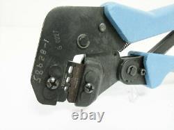Amp 58628-1 Die 14 26 Awg & 354940-1 Frame Hand Crimp Tool