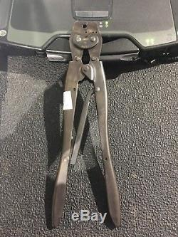 Amp 69478-1 Crimp Hand Tool (Calibration Good Till April 2019) READ DESCRIPTION