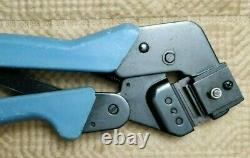 Amp 90800-1 Procrimper Die 28-26, 24-22 Awg Hand Crimp Tool & Locator