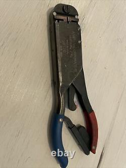 Amp Incorporated 59170 Mod Ah Hand Crimp Tool 12 22 Awg