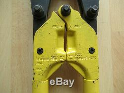 Amp Rota Crimp Hand Crimping Tool 600850 (nr 3)
