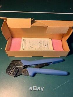 Amp TE Tyco Electronics 354940-1 Hand Crimping Tool