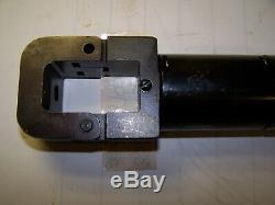 Amp Tyco 69061 Heavy Duty Hydraulic Hand Crimper Crimp Tool