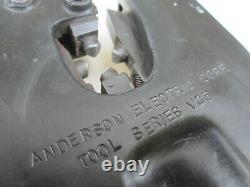 Anderson Electric VC-5 Versa Crimp Hydraulic Hand Tool Dieless Crimper