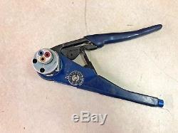 Astro Tool Corp. M22520/2-01 Hand Crimper / Crimping Tool 615717 121914-2