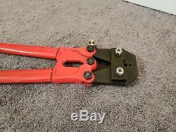 Atlantis Rail HandiSwage Crimper Tool Handi Swage & Hand Swager Crimping w gauge