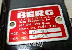 BERG HT-95 Hand Crimper Tool (22-32 AWG) #1