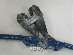 Bantam Rota-crimp Hand Crimper Tool 600850 #8 4/0 Awg