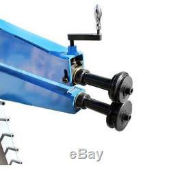 Bead Roller Machine Crimp Beading Rolling Electric 42 x 20 Gauge Metal 110V