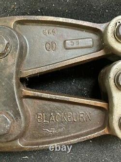 Blackburn OD58 Mechanical Compression Hand Crimper Tool OD 58 Crimp
