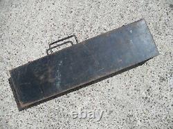 Burndy Hypress Y35 C / U type, hand hydraulic crimper crimping tool + metal case