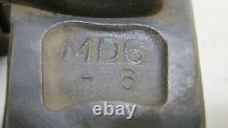 Burndy MD6-6 Hand-Operated Cable Crimper Tool Used Free Shipping