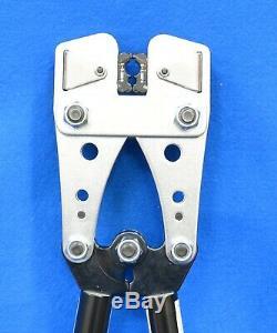 Burndy MRC840AL Hytool Hand-Operated Rotating Die Crimp Tool