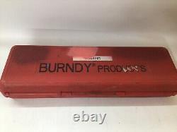Burndy Y644HS 11 Ton Hydraulic Hand Crimper Crimp Tool READ DESCRIPTION