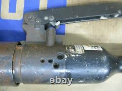 Burndy Y750HSXT Revolver Hypress Hydraulic Hand Operated Tool 12 Ton Crimp Force