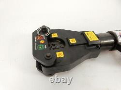 Burndy Y81KFT Dieless Hypress 4 Point Hydraulic Hand Operated Crimping Tool