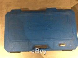 Cembre HT131-C, two speed, hand hydraulic crimper, crimping tool & case