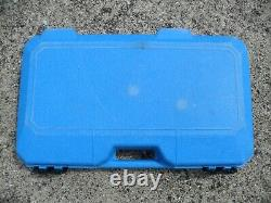 Cembre HT131-C, two speed hand hydraulic crimper, crimping tool & case